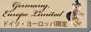 ドイツ・ヨーロッパ限定版
